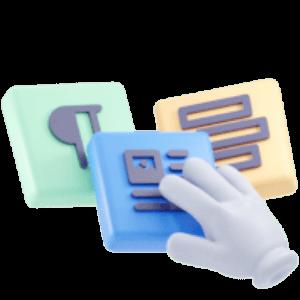 Drag & Drop Email & Landing Page Designer