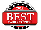 Philadelphia Business Journal Best Place to Work 2012