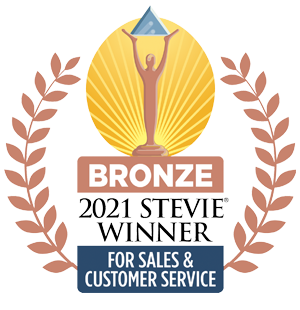 2021 Bronze Stevie Award