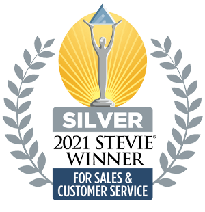 2021 Silver Stevie Award