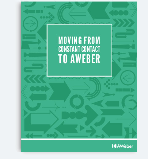 Moving from Constant Contact to AWeber guide