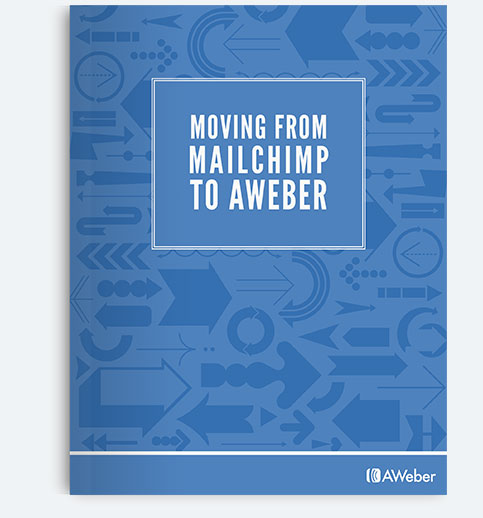 Moving from Mailchimp to AWeber guide