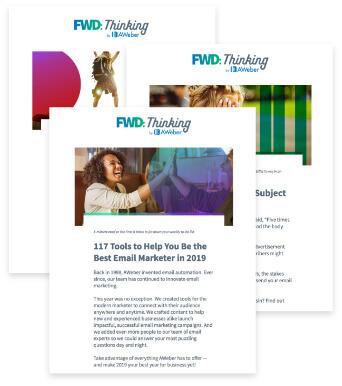 FWD: Thinking