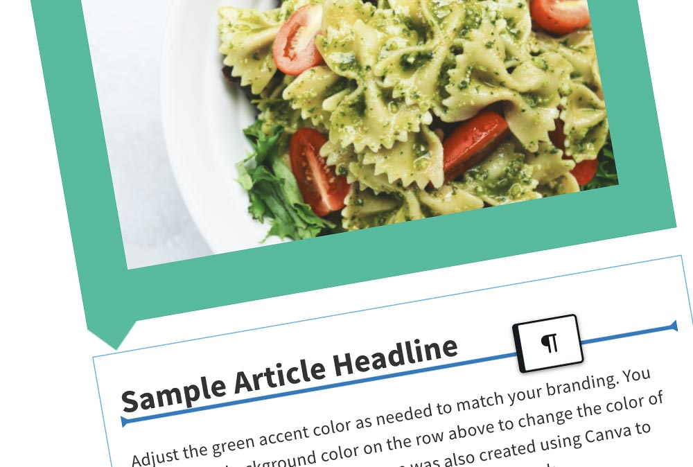 Build the perfect email newsletter