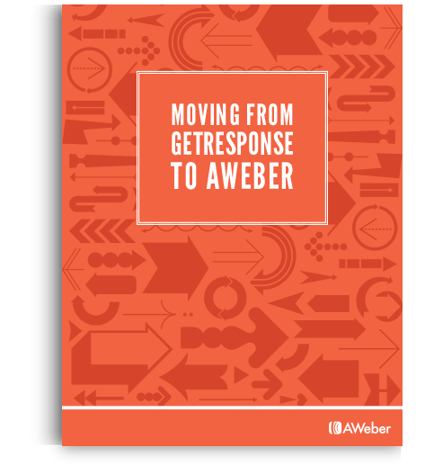 Moving from GetResponse to AWeber guide