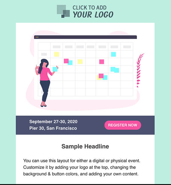 Event-based Templates