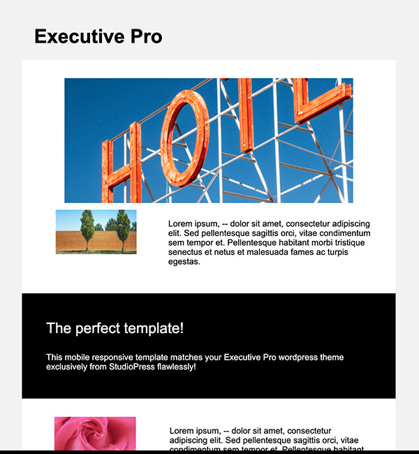 Industry Specific Templates