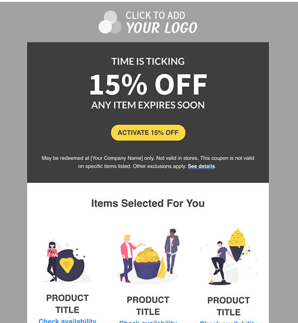 Promotional Templates