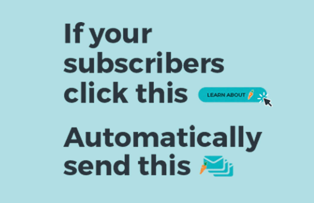 Create subscriber segments based on new open and click engagement attributes