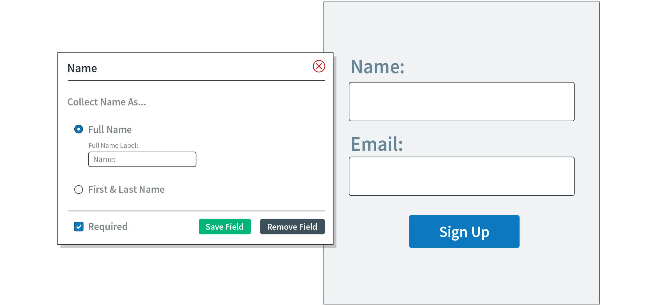 email sign up form templates aweber email marketing