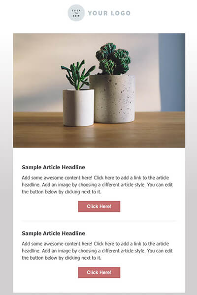 Email Template 3
